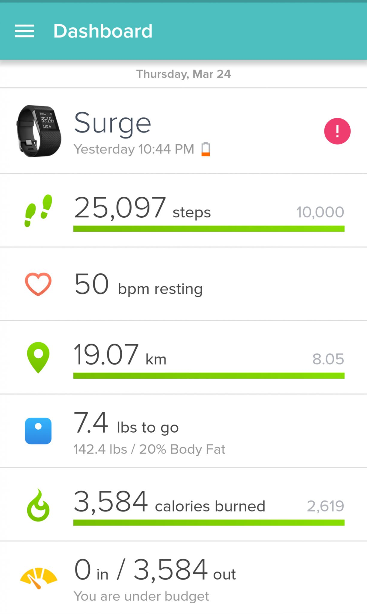 1 year with my fitbit Surge, great investment or money wasted?